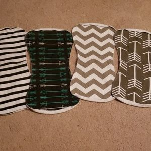 Other - Burp Rags (4)